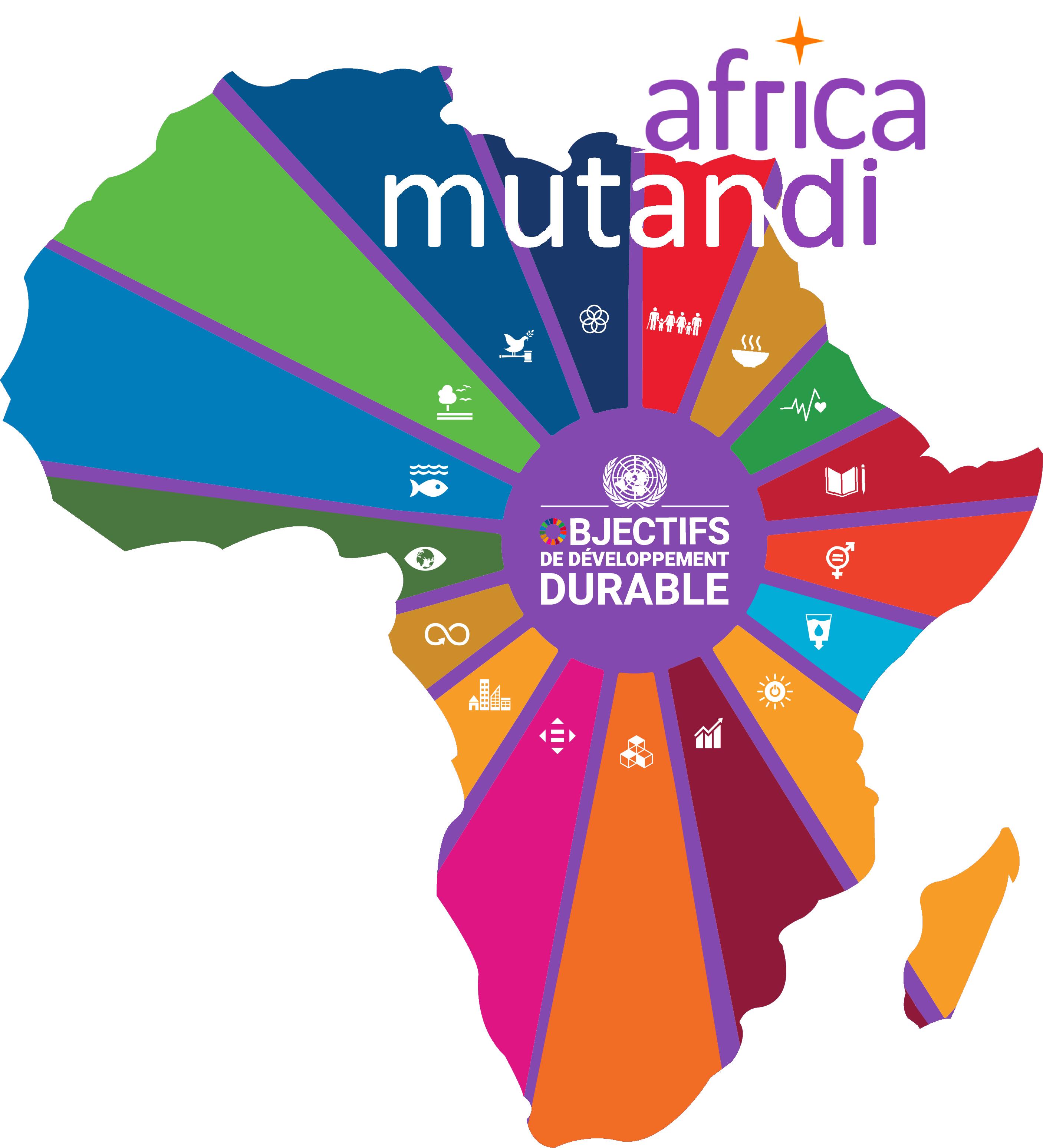 Suivez Africa Mutandi sur nos différents réseaux !