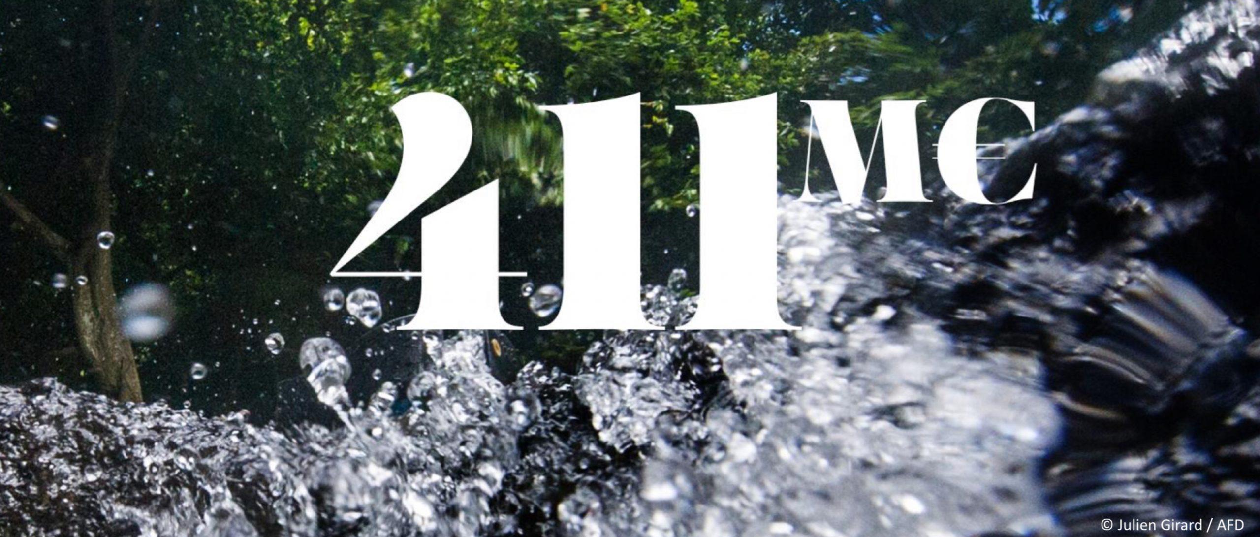 AFD : Adapt´Action face au changement climatique, un effet de levier de 411 millions d'euros