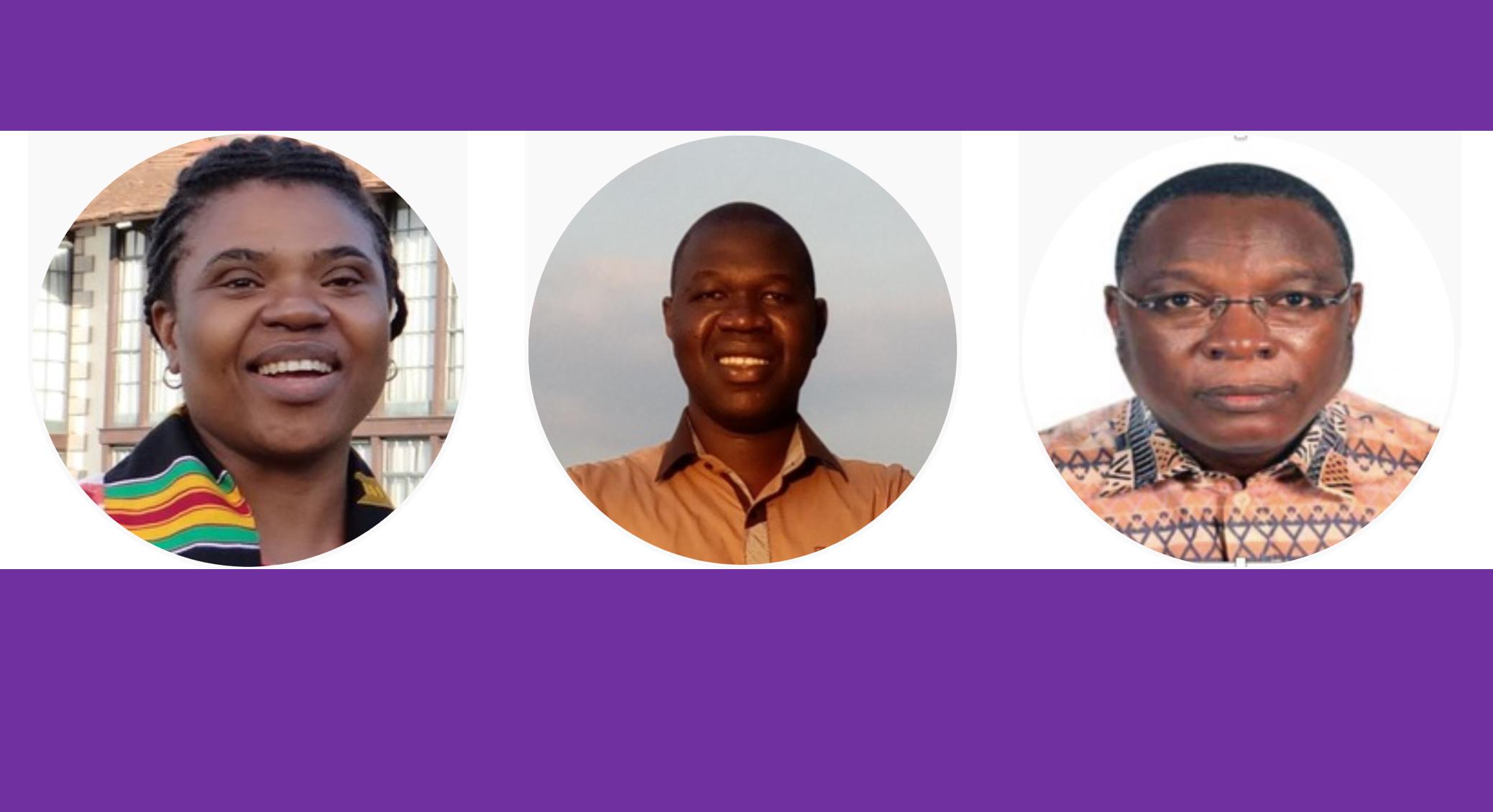 Madeleine Wayack-Pambé, Bruno Yempabou Lankoande, Sedi Kouanda – «Covid-19: la jeunesse, un atout pour l'Afrique»