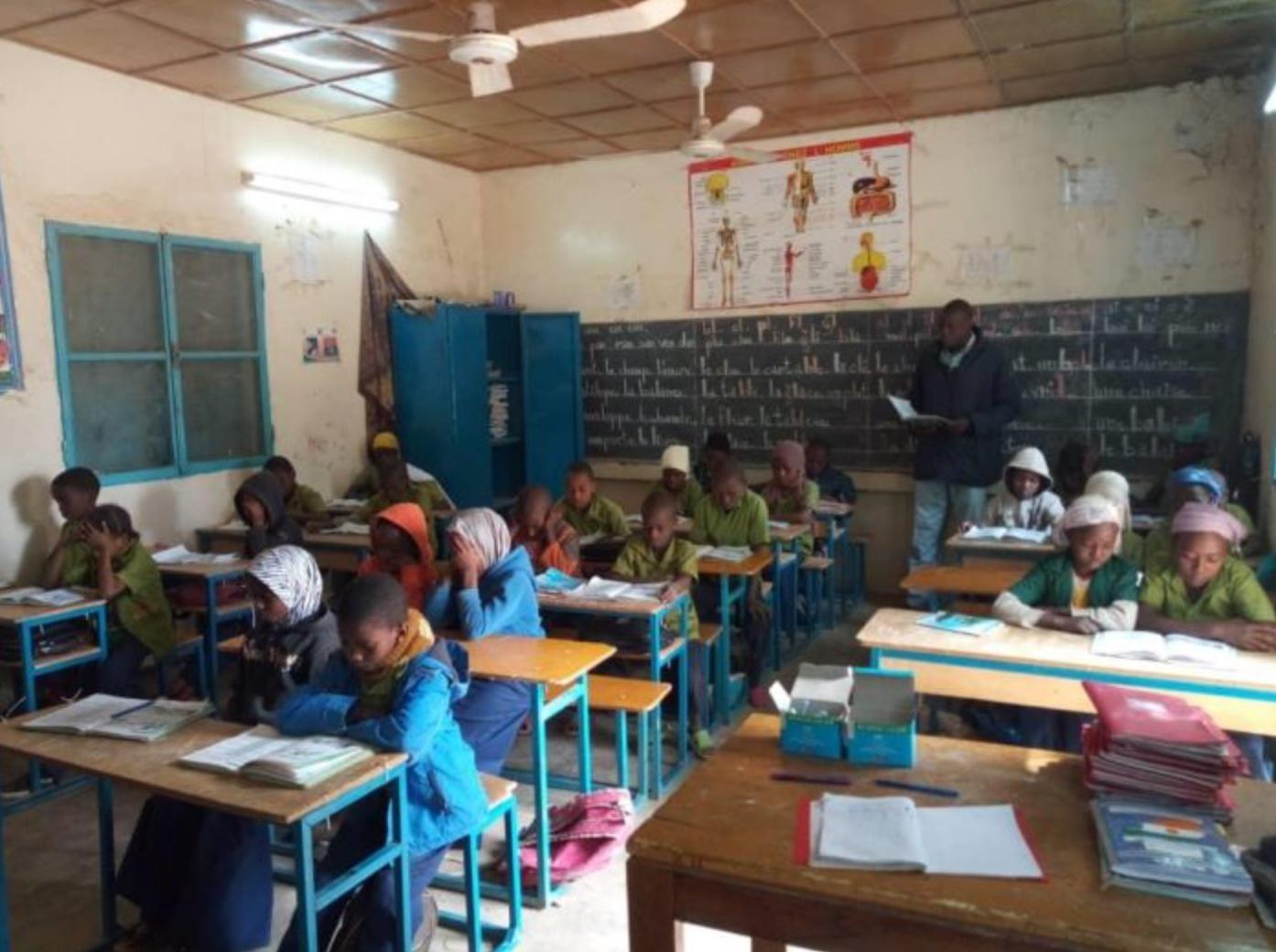 La fondation RAJA soutien un nouveau projet d'émancipation des femmes au Niger