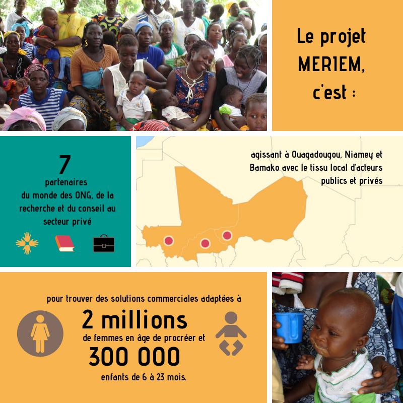 Lancement du site internet Meriem-Nutrition.org