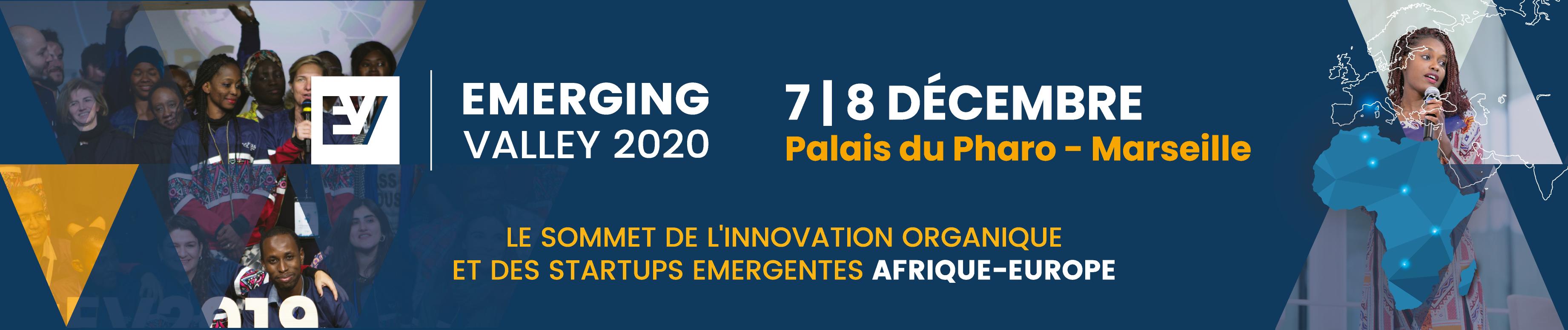 Découvrez les premiers speakers d'Emerging Valley 2020 !