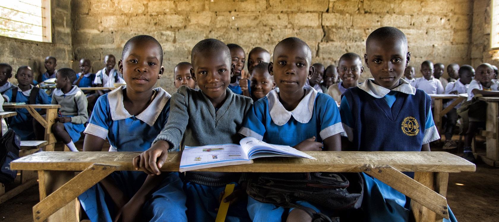 «Atlas de l'Afrique AFD» : une spectaculaire progression de la scolarisation sur le continent.