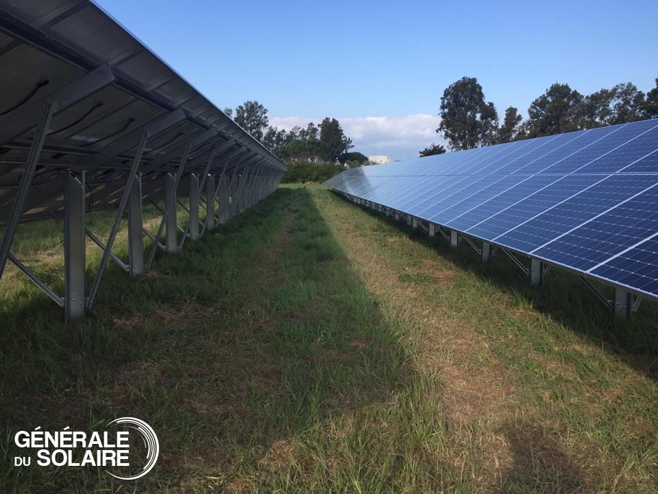 Projet d'électrification de 12 communautés rurales au Bénin avec Générale du Solaire et Blue Solution