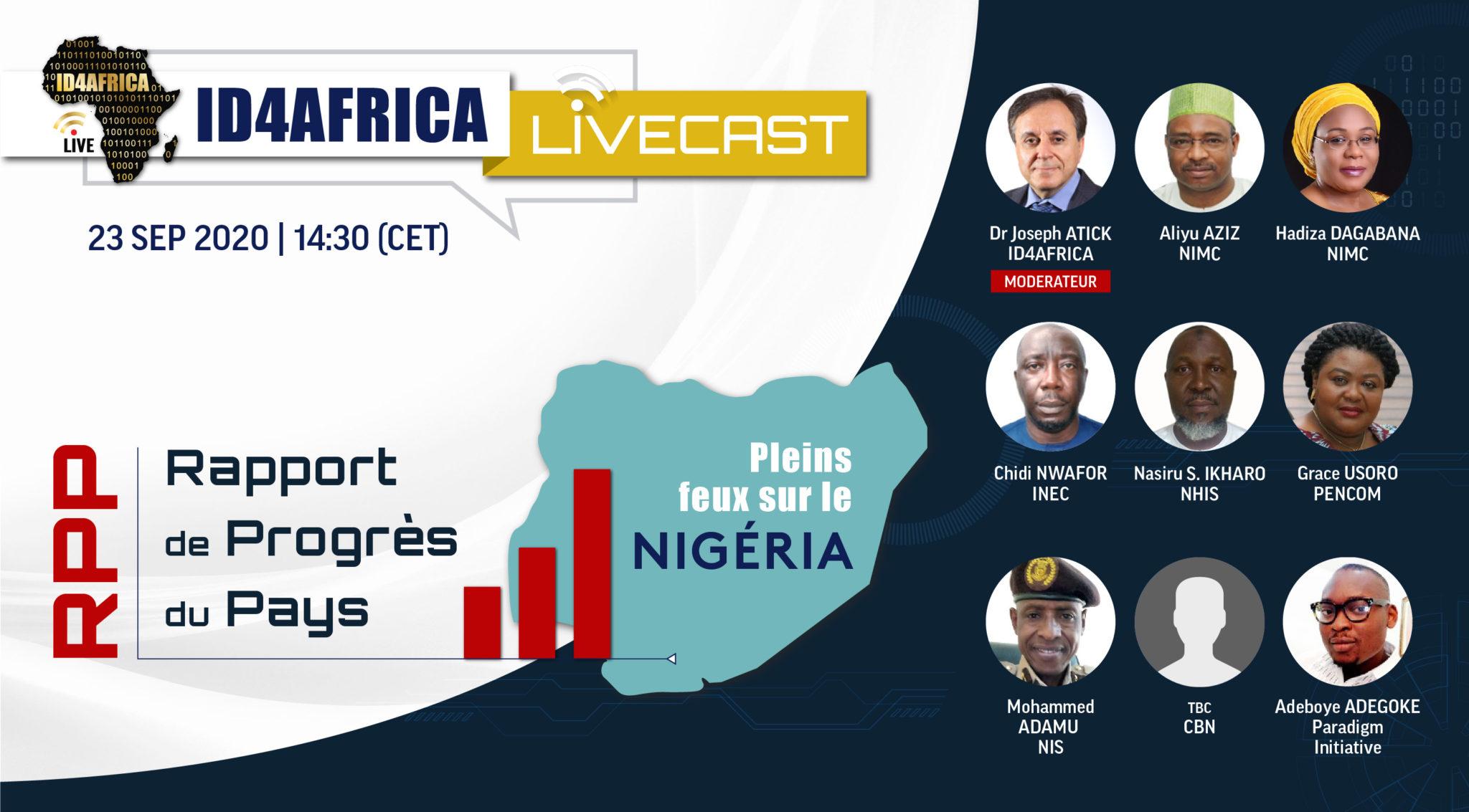 Rapport de Progrès de Pays – Pleins feux sur le Nigéria