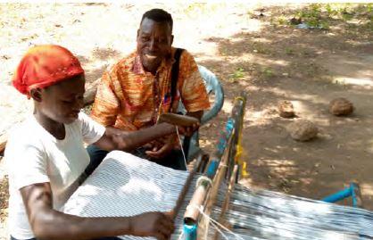 YIKRI : microfinance sociale au Burkina Faso avec Entrepreneurs du Monde