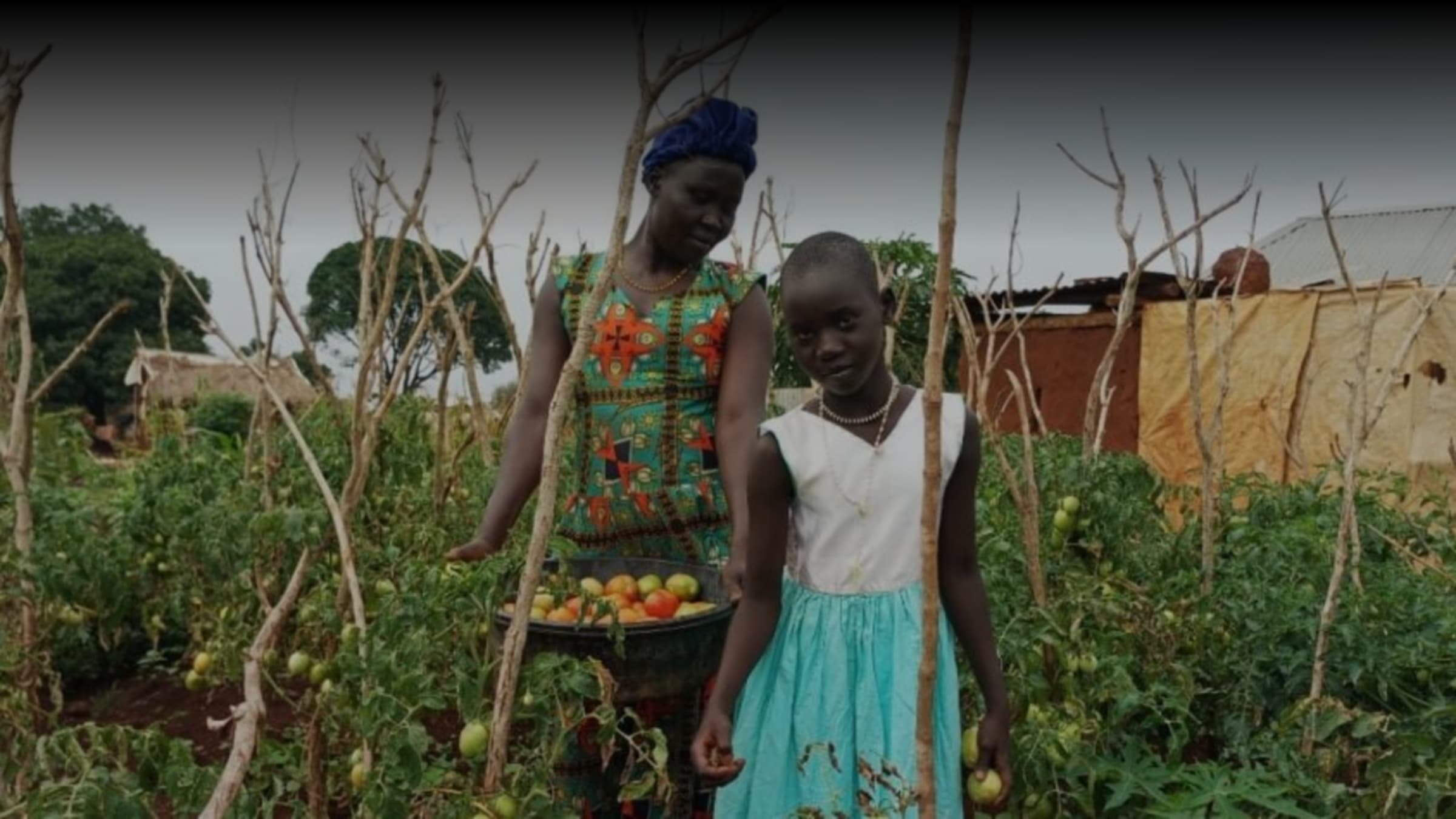 Ouganda : semer les graines de l'espoir avec Action contre la faim.