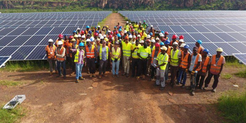 Mali : le producteur indépendant d'électricité (IPP) Akuo Energy met en service sa centrale solaire de Kita de 50 MWc.