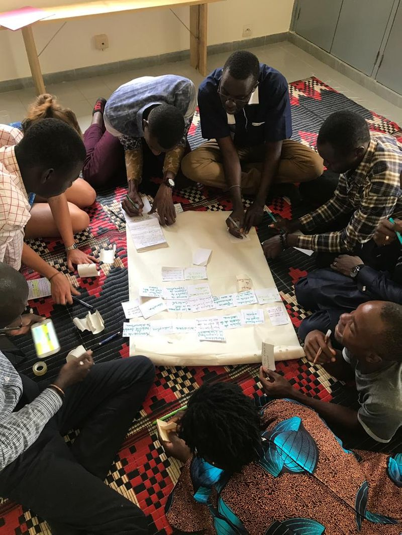 Programme Test&Learn de Makesense Africa