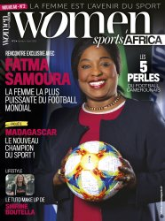 Le N°2 de Women sports Africa est sorti !