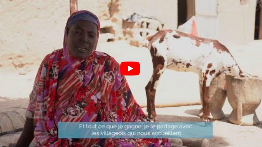 Solidarités International au Mali : A Karango, déplacés et communautés hôtes apprennent à vivre ensemble