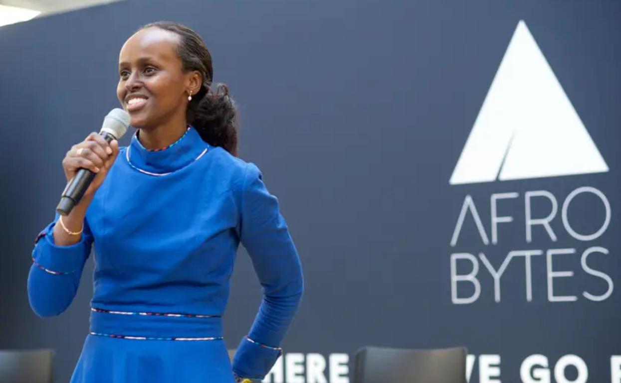 Haweya Mohamed, l'entrepreneuse qui lie la tech française et africaine