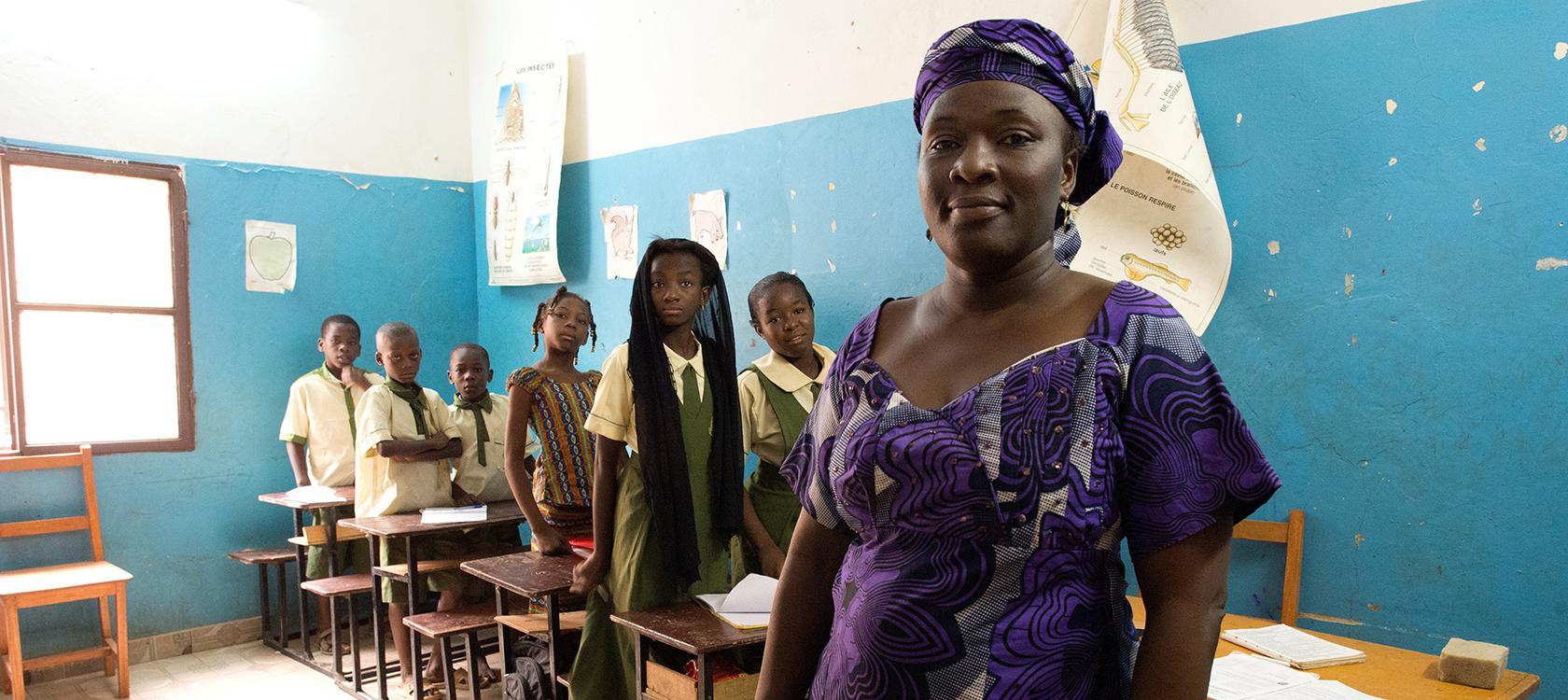Au Niger, le plan de soutien au système éducatif porte ses fruits