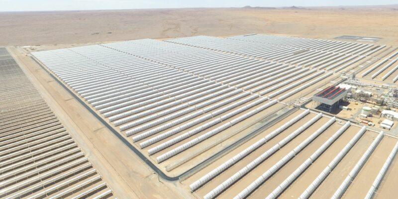Afrique du Sud : Engie fait un bond avec l'acquisition de la centrale Xina Solar One