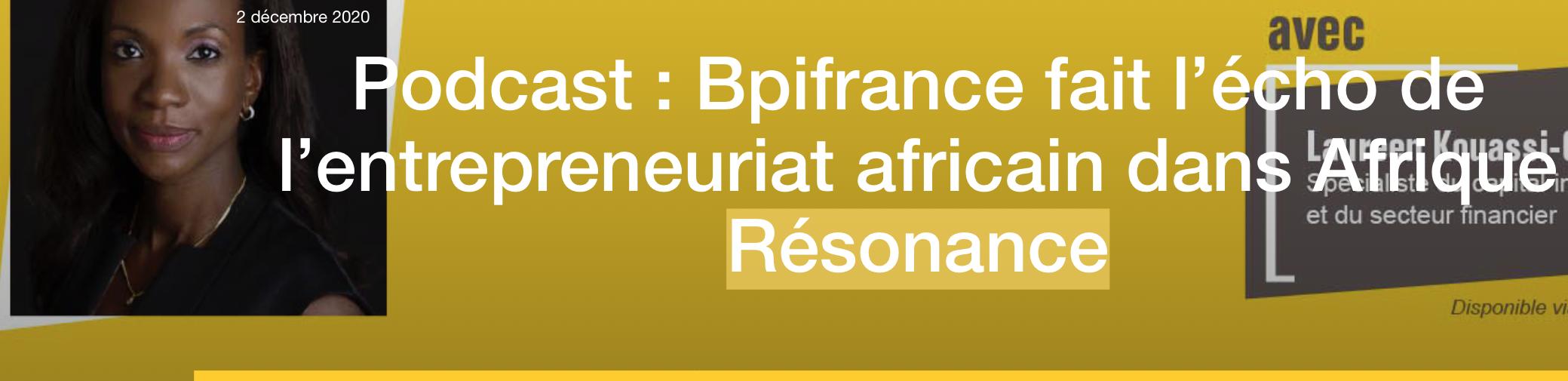Podcast Afrique Résonnance : Mossadeck Bally, Fondateur et Président Directeur Général du Groupe Azalaï Hotels