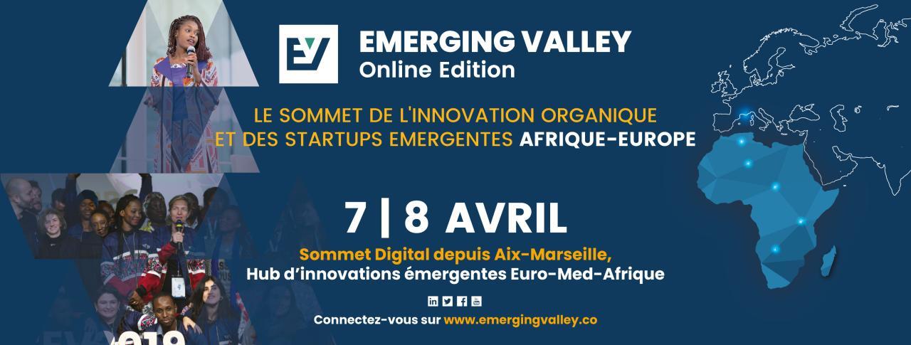 Africa Mutandi, partenaire d' Emerging Valley 2021 !!!
