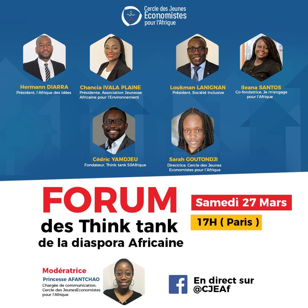 Forum des Think Tank de la diaspora africaine