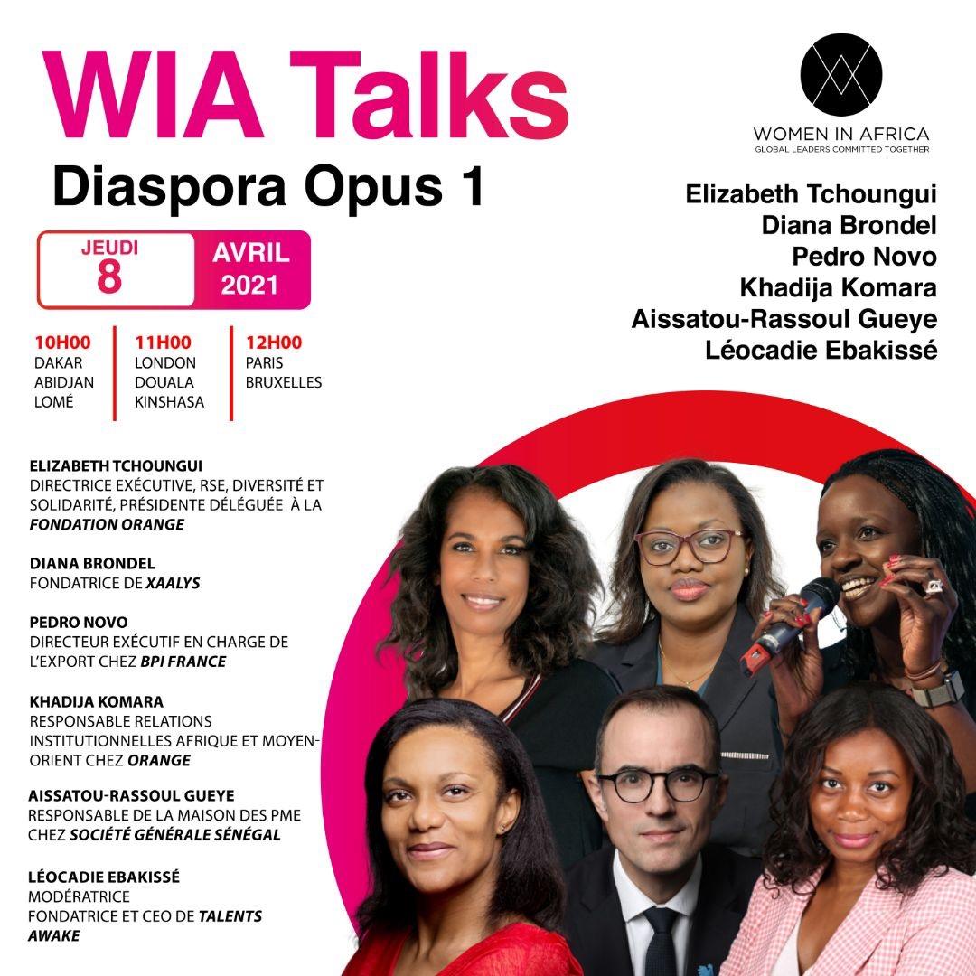 WIA Talks : Diaspora Opus 1
