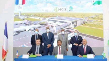 Djibouti confie la construction d'un nouvel aéroport international aux français Egis et ADP Ingénierie