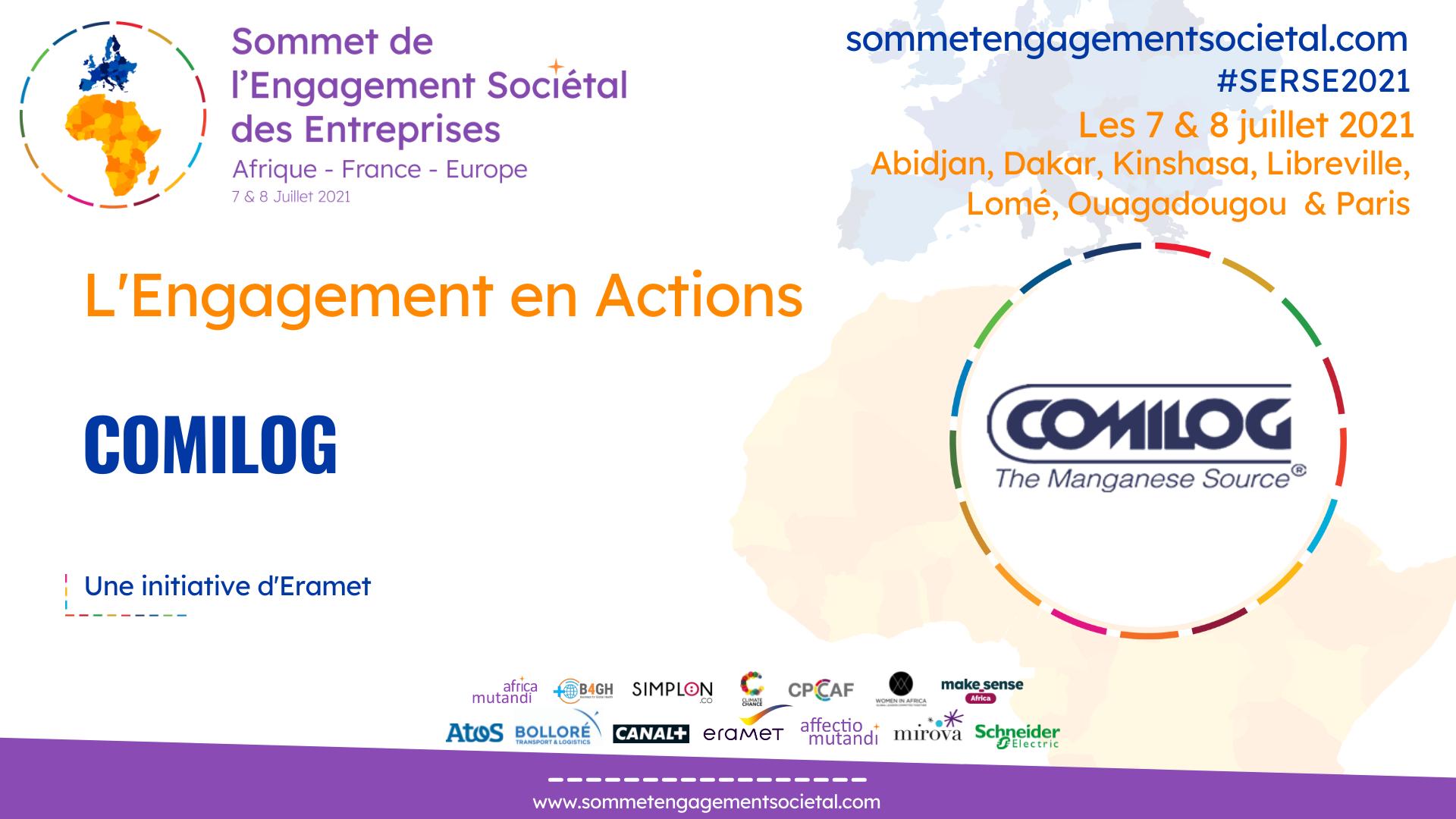 Comilog, une entreprise qui mise sur l'éducation et la formation au Gabon