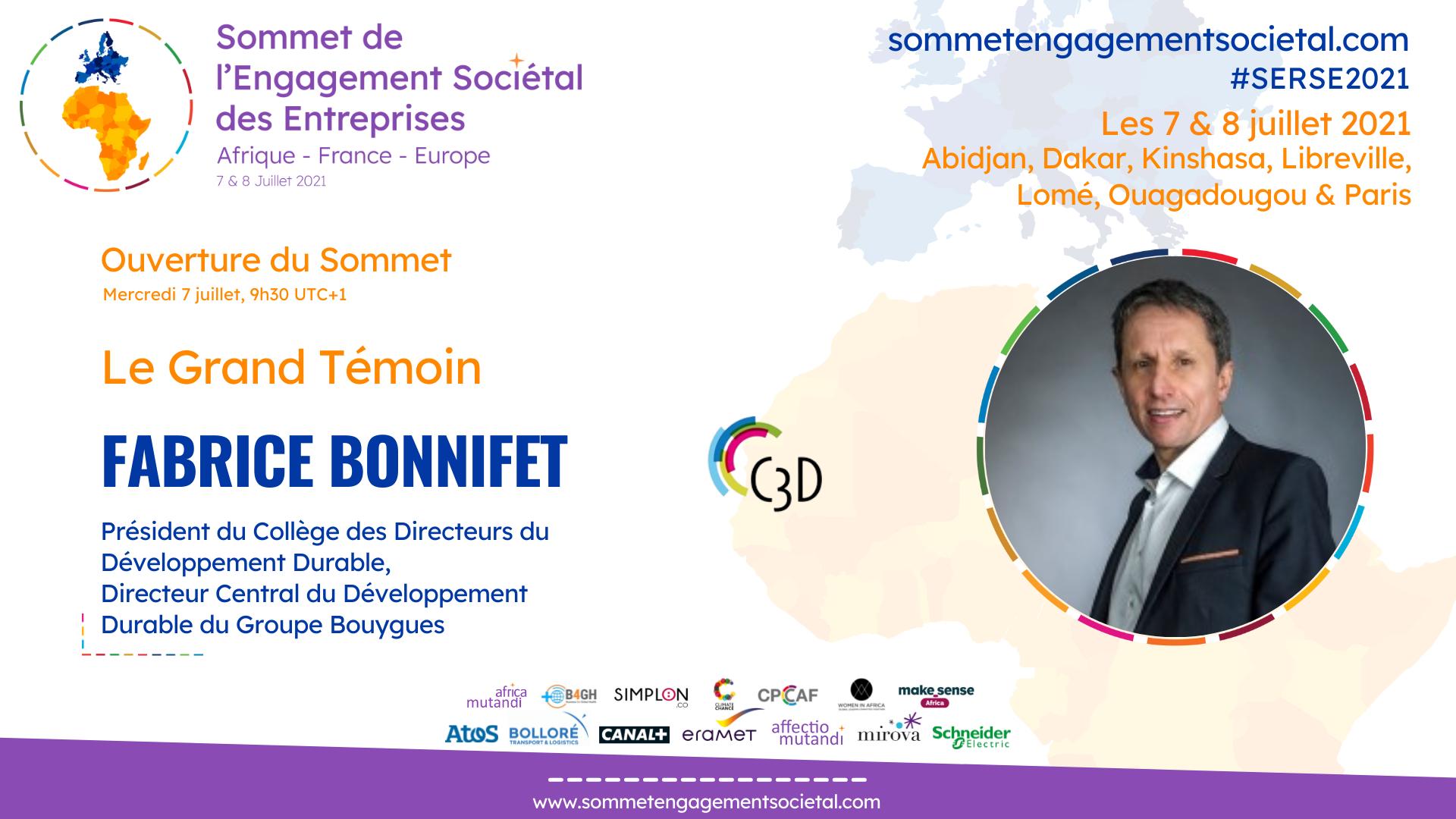 """Fabrice Bonnifet : """"Ne reproduisons pas les mêmes erreurs que celles commises dans nos pays !"""""""