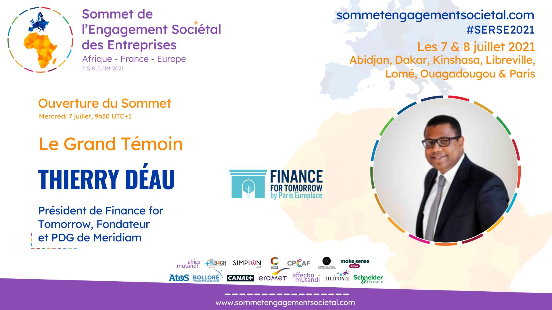 Thierry Déau partage sa vision sur l'investissement à impacts en Afrique