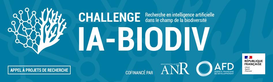 Challenge IA-Biodiv : « Recherche en Intelligence Artificielle dans le champ de la biodiversité »
