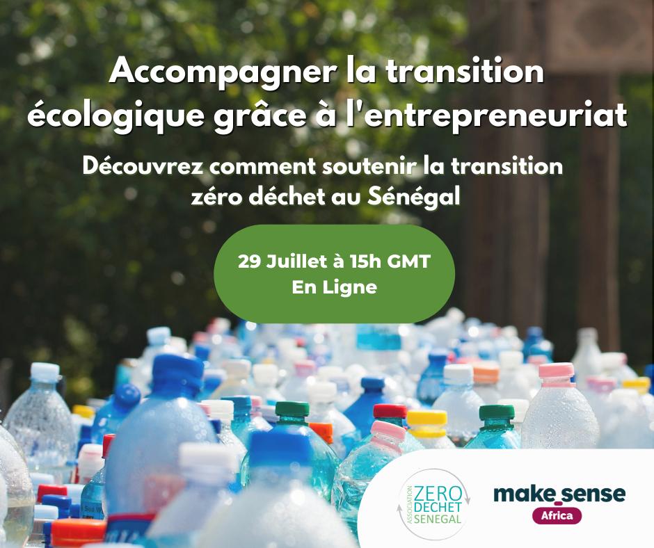 Invitation – Présentation du projet Entrepreneur.e.s Zéro Déchet