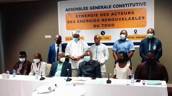IE Togo: La Synergie des Acteurs des Énergies Renouvelables voit le jour pour l'accès à une énergie propre et abordable à tous