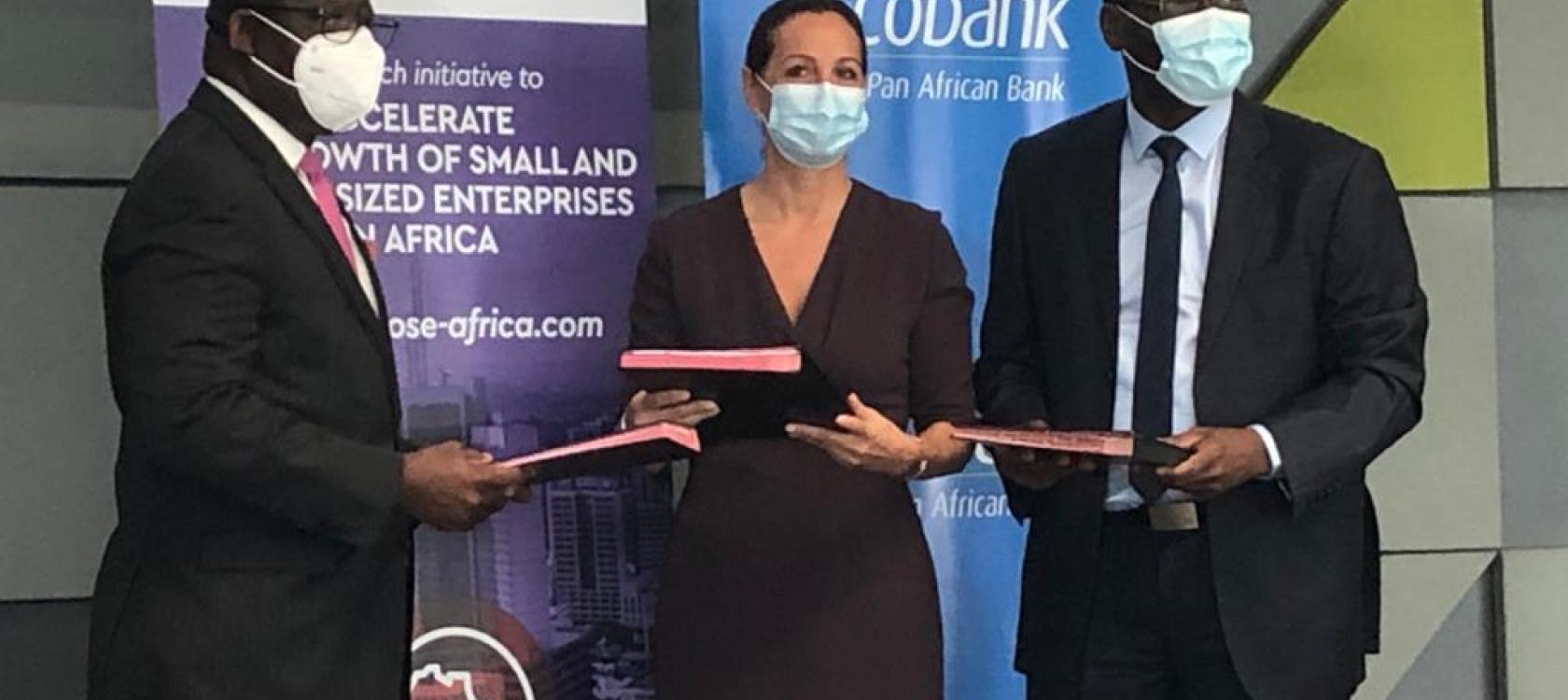 Proparco et Ecobank renforcent leur soutien aux TPME au Ghana