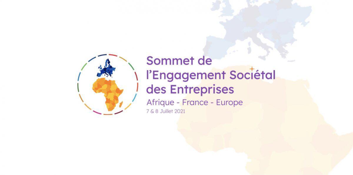 Bienvenue au 1er Sommet de l'Engagement Sociétal des Entreprises entre l'Afrique, la France et l'Europe !!!
