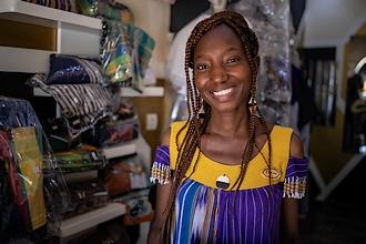 L'interview d'Angéline Yougbaré Traoré, fondatrice de Maison Fenel au Burkina Faso