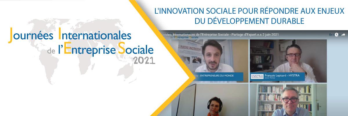 Best of Jies: L'innovation sociale pour répondre aux enjeux du développement durable