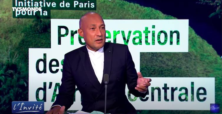Arnaud NGATCHA : « Paris mobilisé pour sauver les forêts d'Afrique centrale »