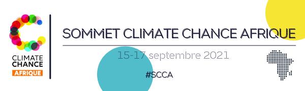 Rejoignez la plus grande communauté d'acteurs engagés pour le climat dans les territoires africains lors du 3ème Sommet Climate Chance Afrique 2021 #SCCA du 15 au 17 septembre – 3 jours online