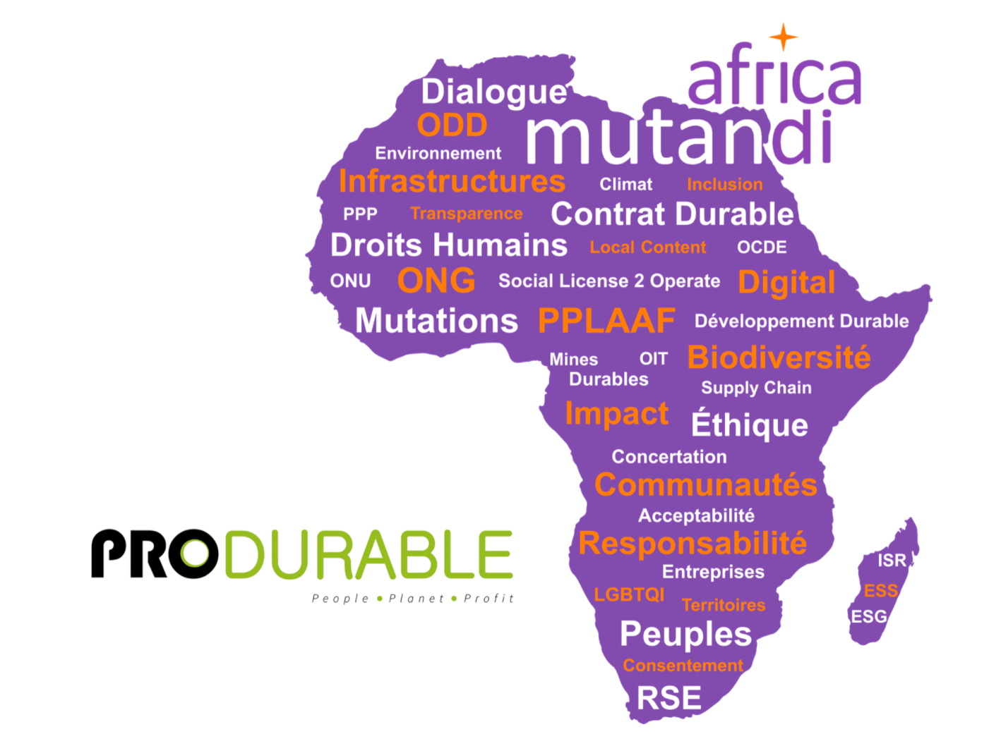 Régénérer l'innovation sociétale et la RSE, en France comme en Europe, à partir de la reverse innovation venant d'Afrique – conférence Produrable