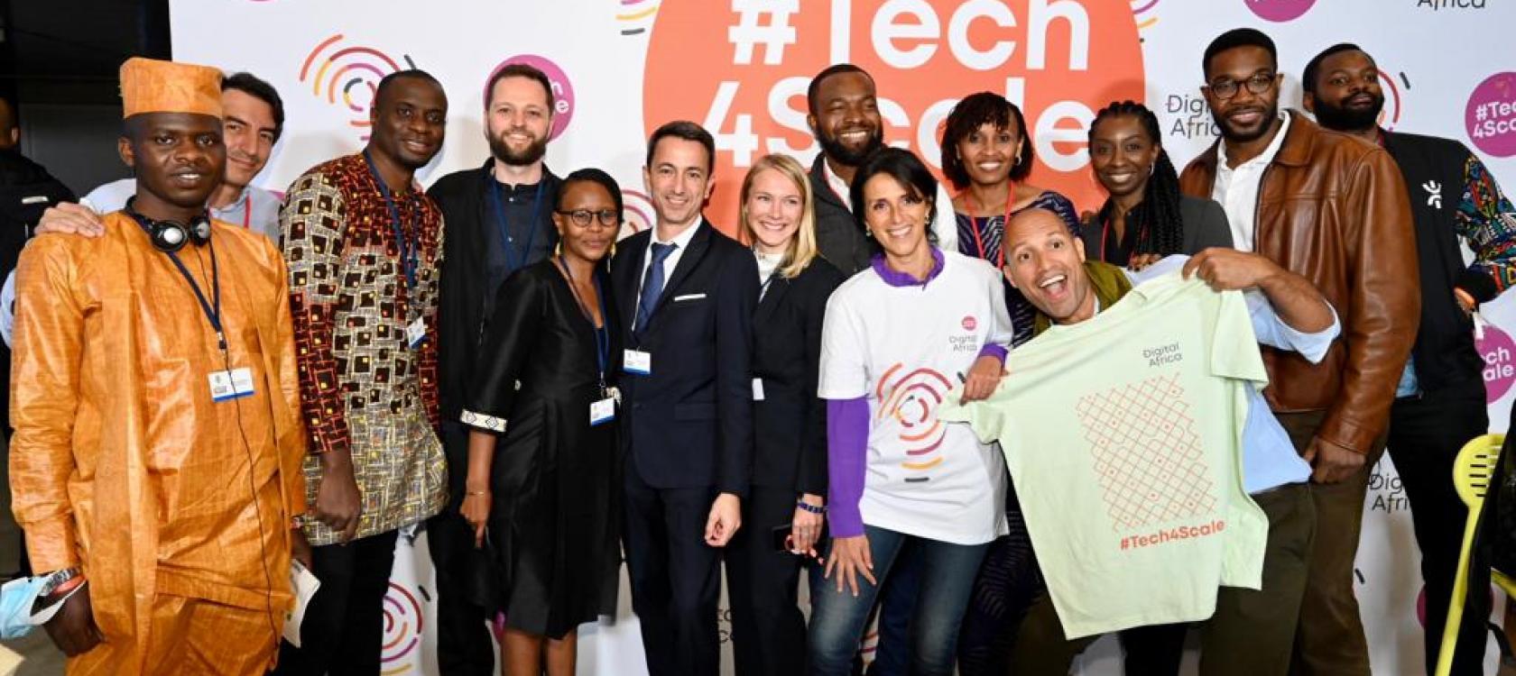Le rapprochement entre Proparco et Digital Africa permet de renforcer l'initiative Choose Africa au bénéfice des start-ups